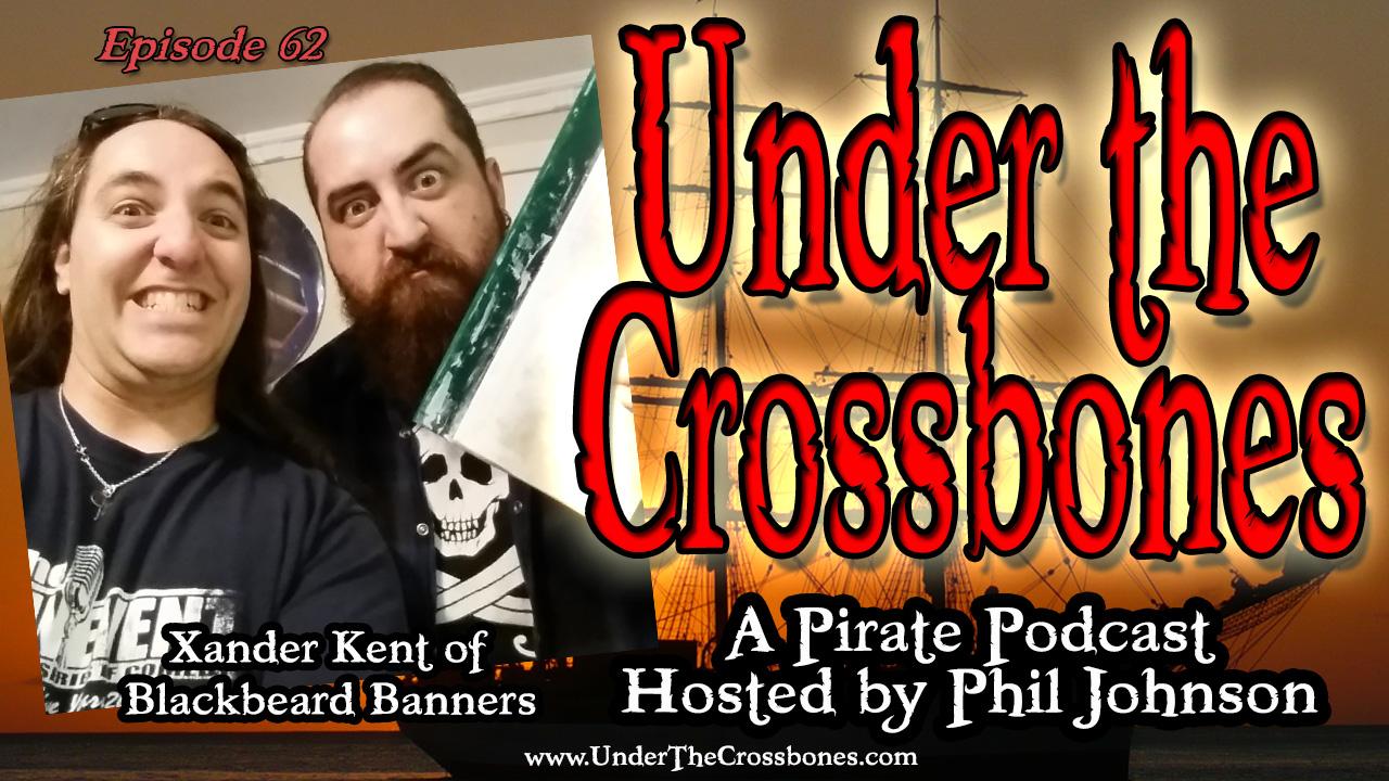 Xander Kent of Blackbeard Banners