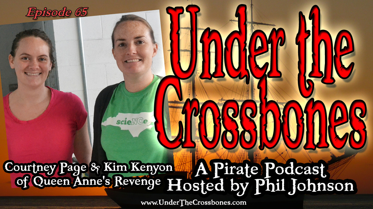 Courtney and Kim from Queen Anne's Revenge